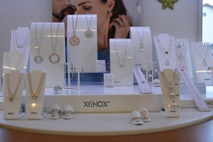 Xenox Silber und Edelstahlschmuck