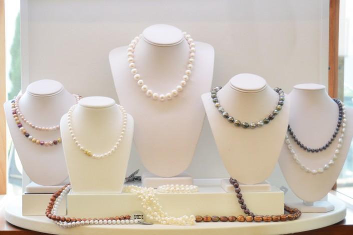 individuelle Perlenketten