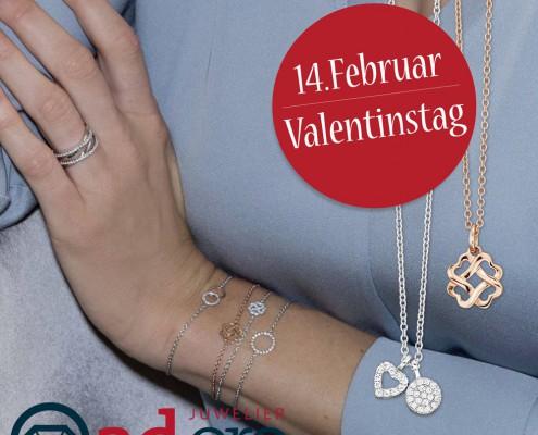 juwelier adoro valentinstag