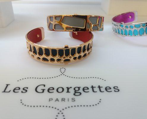 Les Georgettes, die innovativen und patentierten Armspangen aus Frankreich