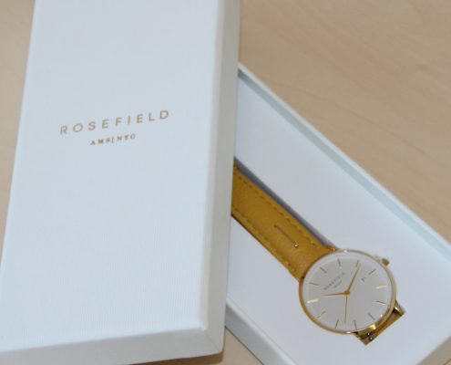 Rosefield Uhren - The September Issue