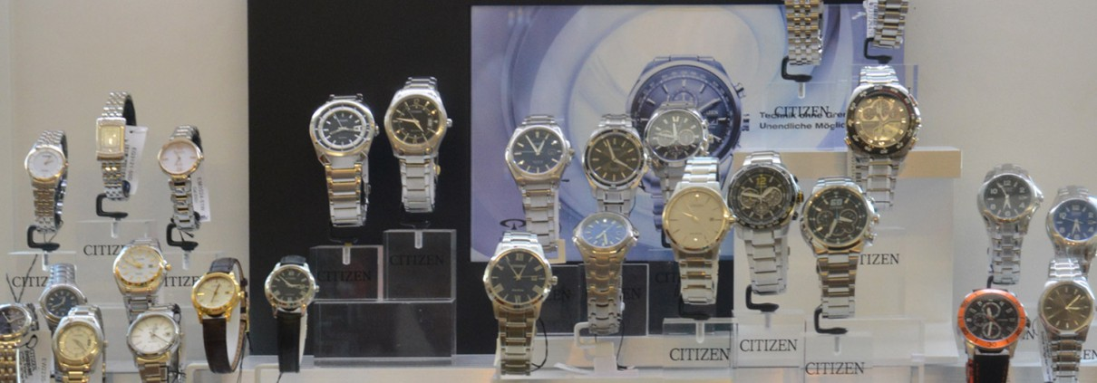 Citizen Eco Drive Uhren