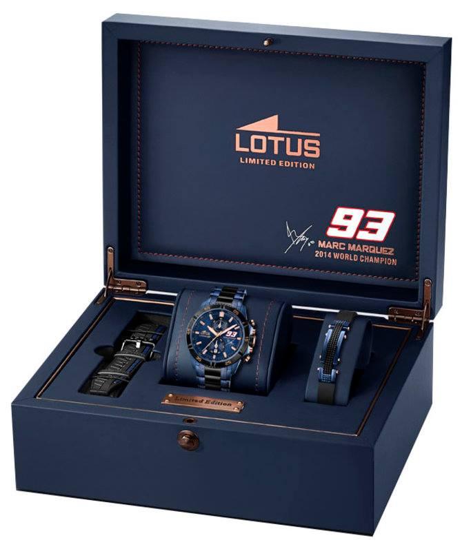 Marc Marquez Box von Lotus