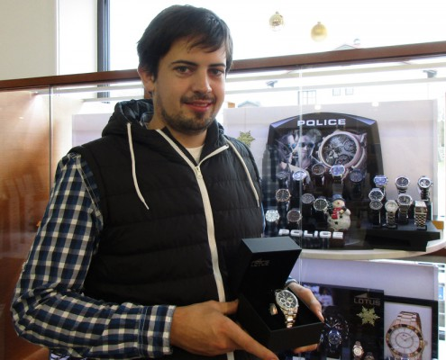 Juwelier adoro- Sieger Gewinnspiel