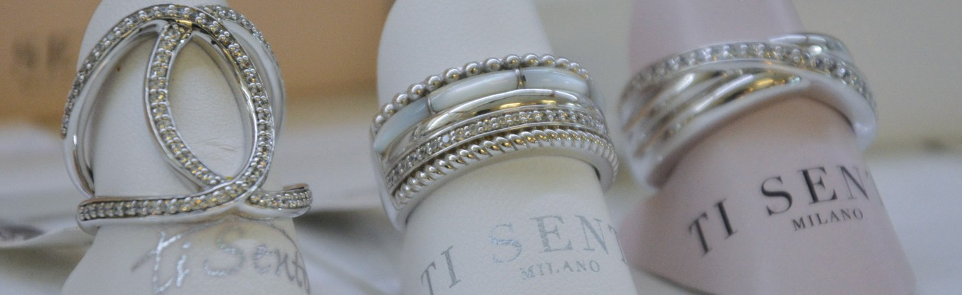 Juwelier adoro - Ti Sento Silberschmuck