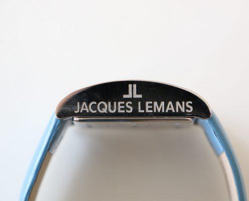 jacques lemans damenarmbanduhr mit swarovskisteinen