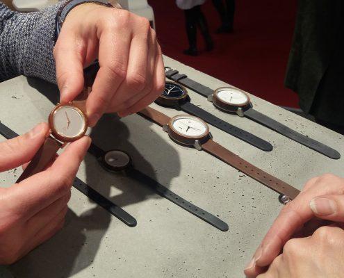Juwelier adoro auf der Inhorgenta in München