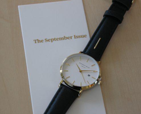 Rosefield Uhren - The September Issue