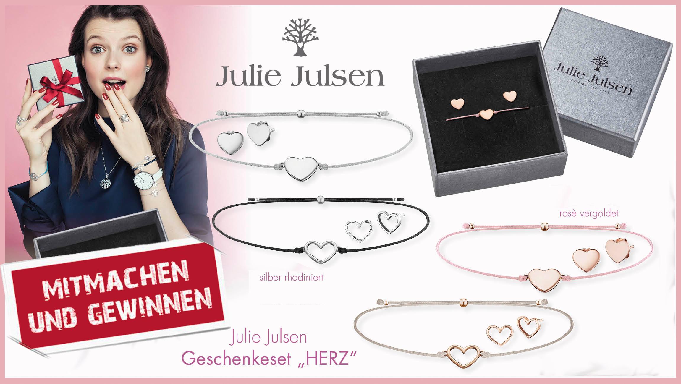 Juwelier Adoro - Julie Julsen Muttertags-Gewinnspiel