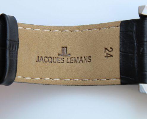 Jacques Lemans Herrenarmbanduhr Bezirk Rohrbach Sale
