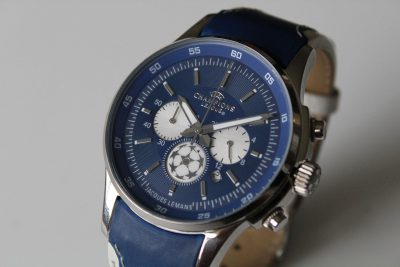 Jacques Lemans Herrenarmbanduhr Champions League