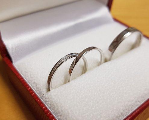 Gold Ehering Memoire Juwelier adoro