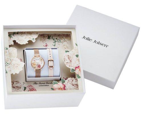 Julie Julsen Secret Garden Uhr limitiert Juwelier Rohrbach
