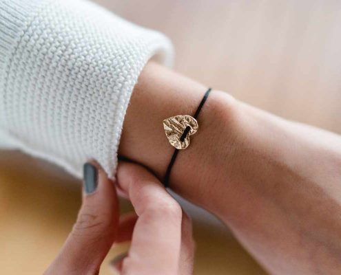 Traumfänger Armband My Moments QR-Code Juwelier Rohrbach