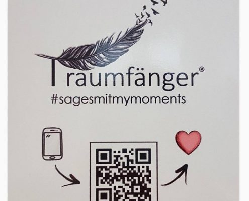 Traumfänger Armband My Moments QR-Code Juwelier Rohrbach