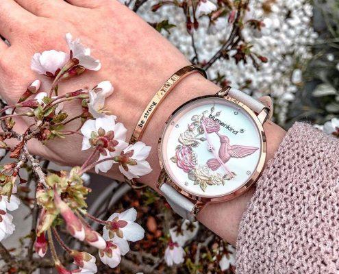 Blumenkind Uhr Juwelier Rohrbach Altenfelden