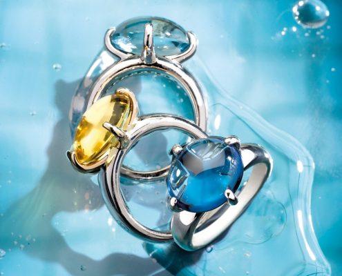 Ti Sento Ring Silberring Stein Juwelier Rohrbach