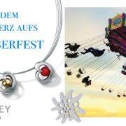 Humphrey Edelstahl Collier Herz Juwelier Bezirk Rohrbach Altenfelden