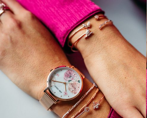 Julie Julsen Uhr Juwelier adoro Bezirk Rohrbach