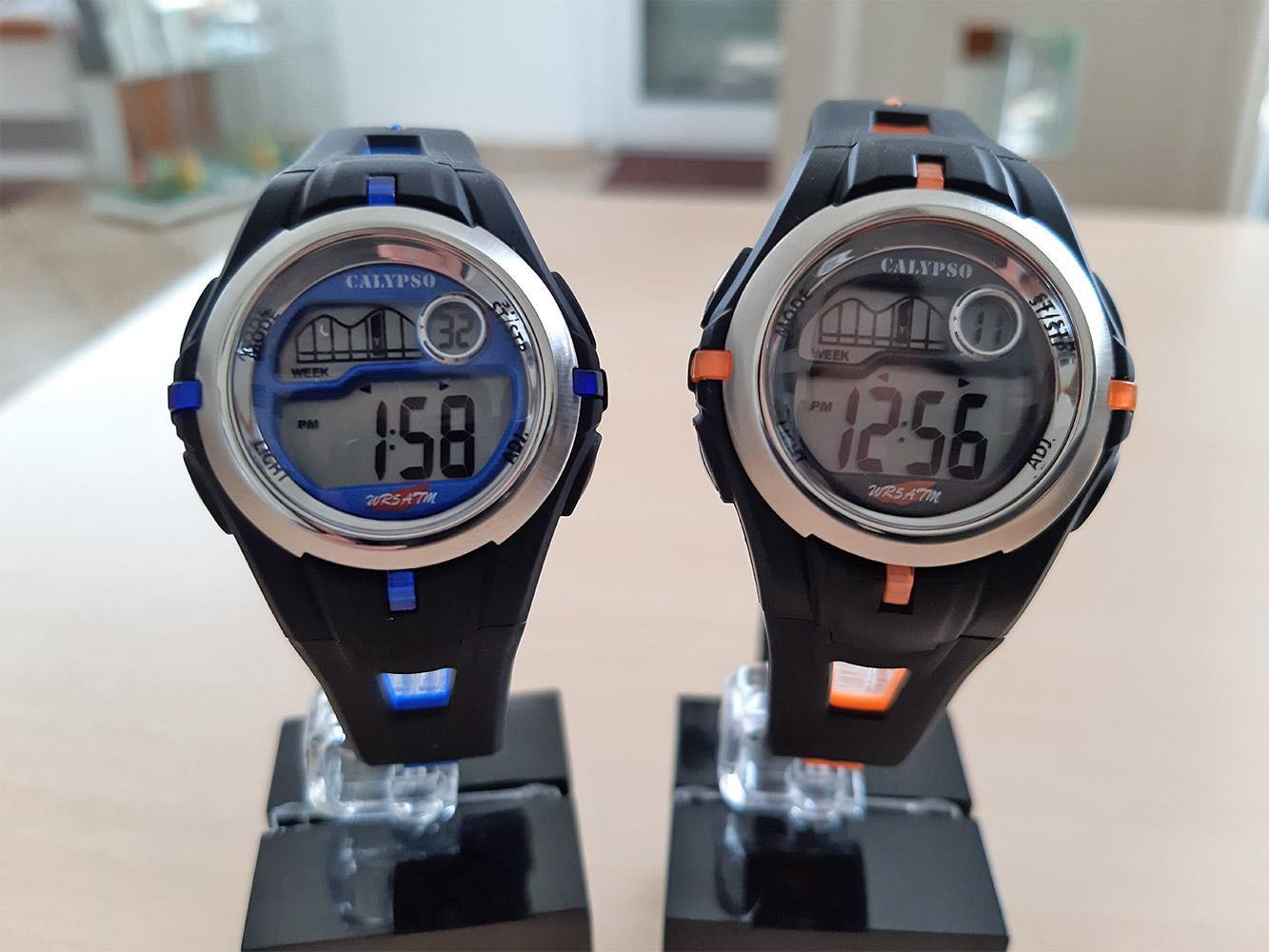 Uhren von Calypso aus dem Bezirk Rohrbach