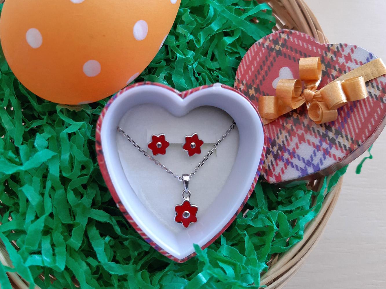 Ohrschmuck für Mädchen vom Juwelier aus dem Mühlviertel