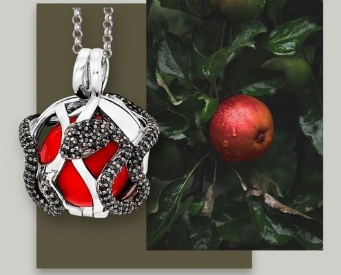 Engelsrufer Anhänger Eden Klangkugel Juwelier adoro