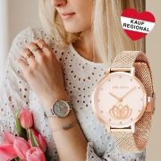 Julie Julsen Lotusblume Uhr Juwelier adoro