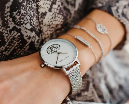 Julie Julsen Uhr Lotusblume Juwelier adoro