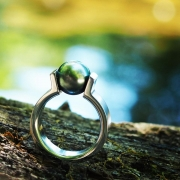 Humphrey Ring Tahitiperle Juwelier adoro Rohrbach